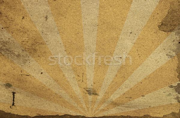 Retro patroon nuttig textuur muur zon verf Stockfoto © inxti