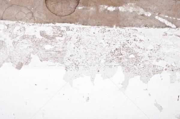 Foto stock: Blanco · sucio · pared · texturas · diseno · oscuro