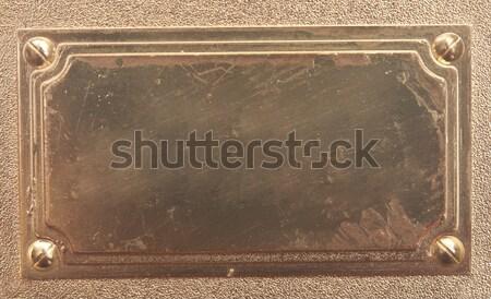 Stock fotó: Fém · tányérok · izolált · fehér · munka · háttér