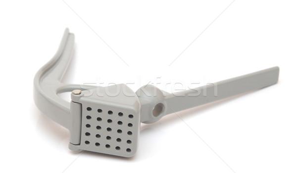 stainless steel garlic press Stock photo © inxti