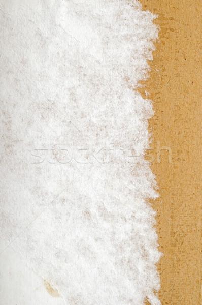 рваной бумаги пространстве текста текстуры аннотация кадр Сток-фото © inxti