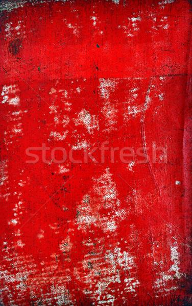 Régi könyv borító könyv háttér piros retro Stock fotó © inxti
