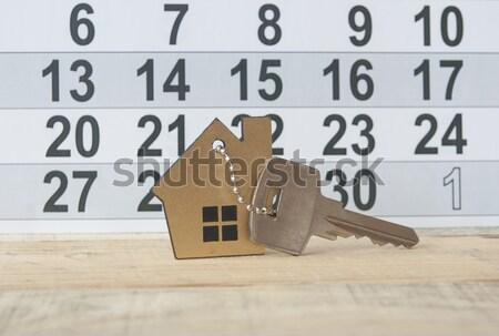 Сток-фото: дома · икона · подвесной · Стрелки · час · бизнеса