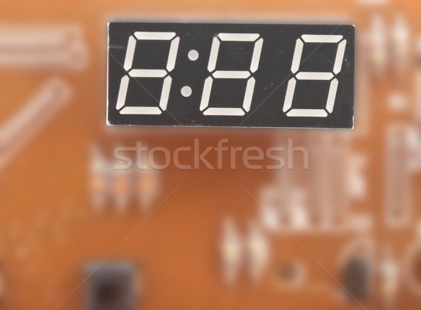 digital display  Stock photo © inxti