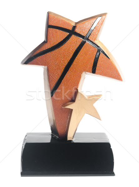 Star award isolated on the white background  Stock photo © inxti