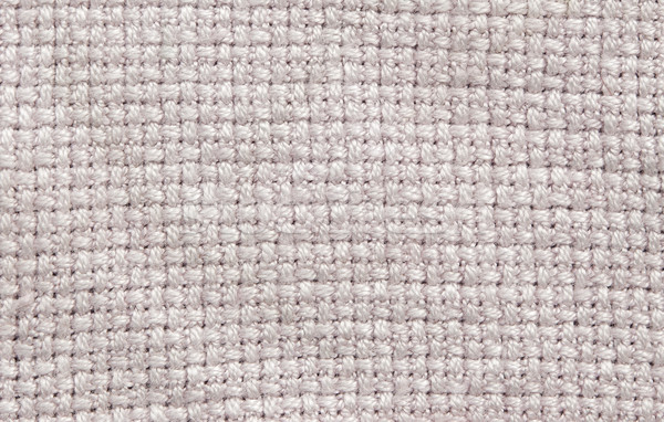 Tuval can kullanılmış çapraz beyaz model Stok fotoğraf © inxti