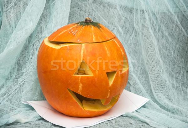 Halloween pumpkin  Stock photo © inxti