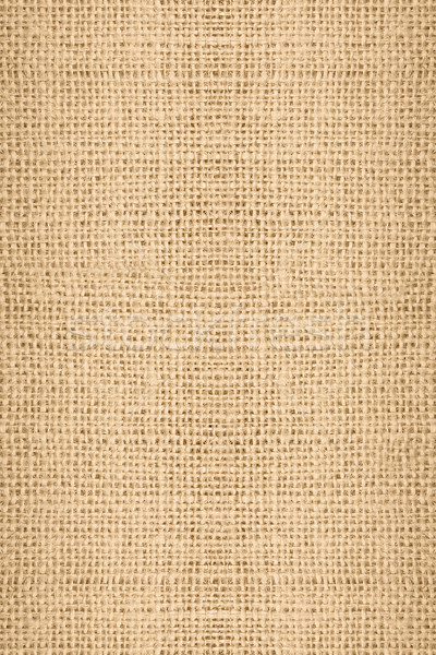 Tileable Burlap Texture Stock photo © iodrakon