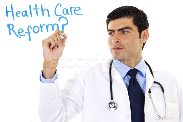 Health Care Reform Stock photo © iodrakon