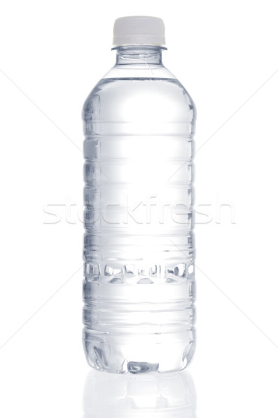 Purified water bottle Stock photo © iodrakon
