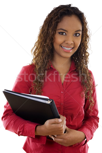 Student Stock photo © iodrakon
