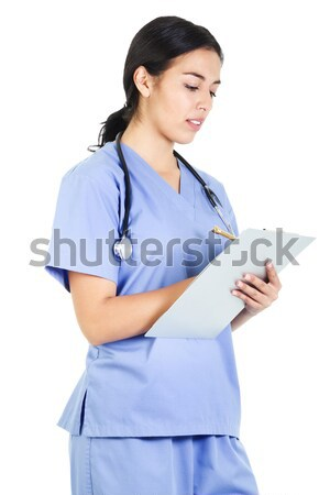 Healthcare worker  Stock photo © iodrakon