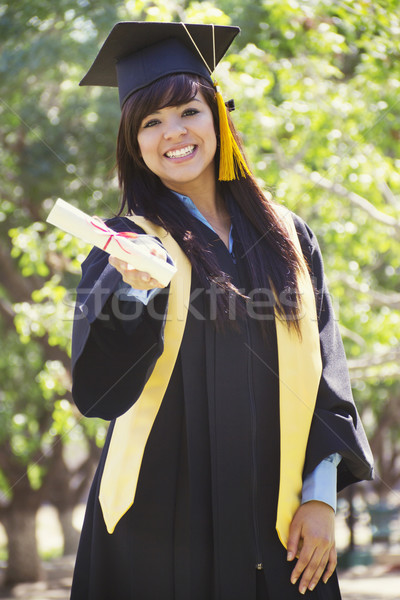 Stock photo: Graduation Day