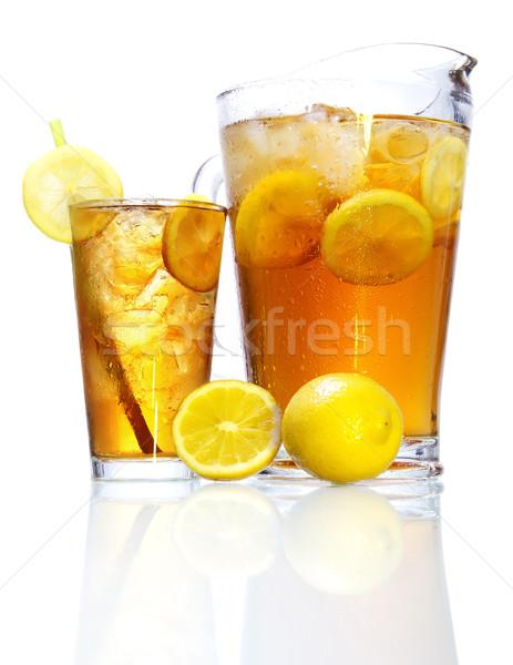 Iced Tea Stock photo © iodrakon