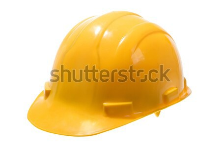 Yellow Hard Hat Stock photo © iodrakon