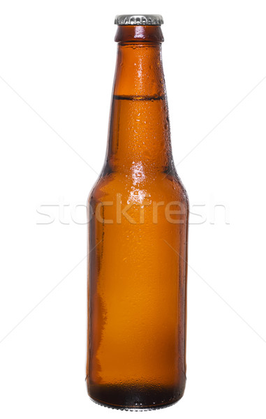 Beer bottle Stock photo © iodrakon
