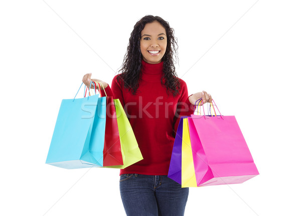 Shopping Stock photo © iodrakon