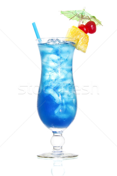 Blue Hawaiian Stock photo © iodrakon