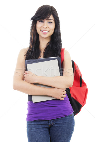 Female student Stock photo © iodrakon