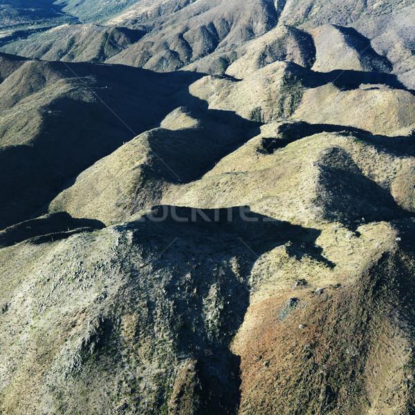 Dağlar Arizona manzara dağ Stok fotoğraf © iofoto
