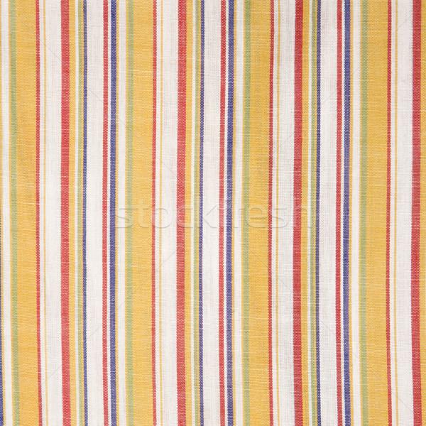Vintage tkaniny szczegół kolorowy Zdjęcia stock © iofoto