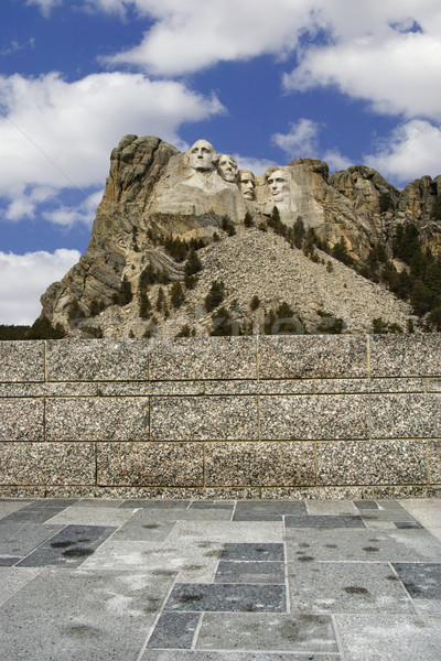 Mount Rushmore. Stock photo © iofoto