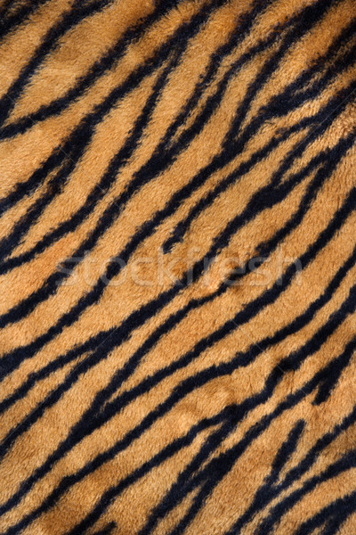 Tiger print carpet. Stock photo © iofoto