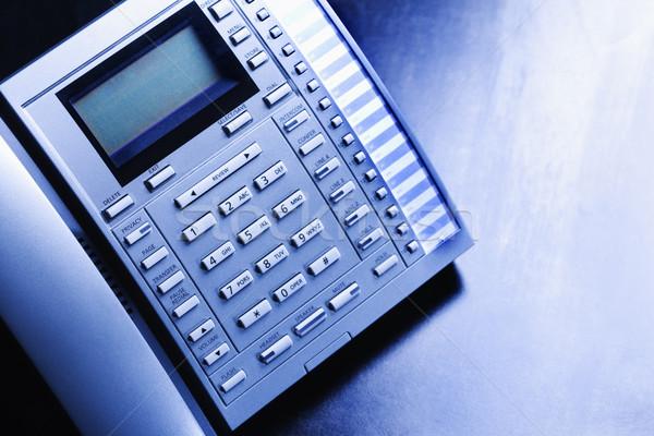 Business Telephone Stock photo © iofoto