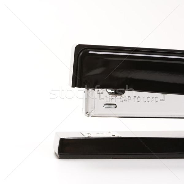 ホッチキス 黒 白 ビジネス 金属 ストックフォト © iofoto