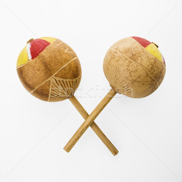 Mexican maracas. Stock photo © iofoto