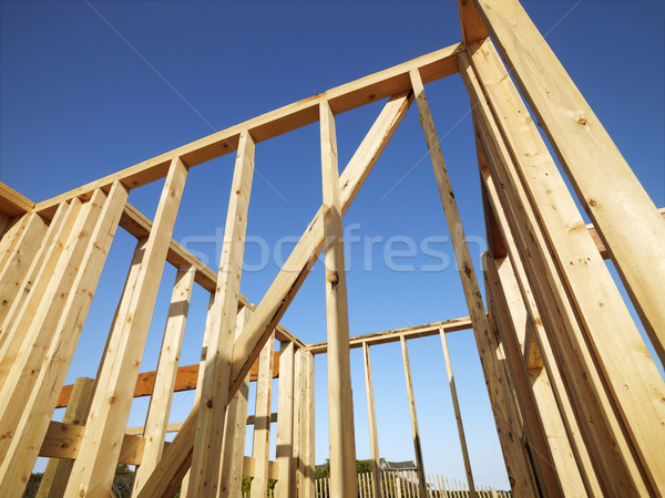 Construction frames.  Stock photo © iofoto