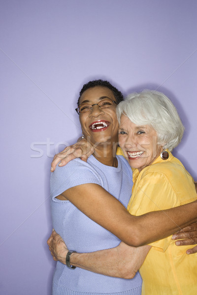 Women laughing. Stock photo © iofoto