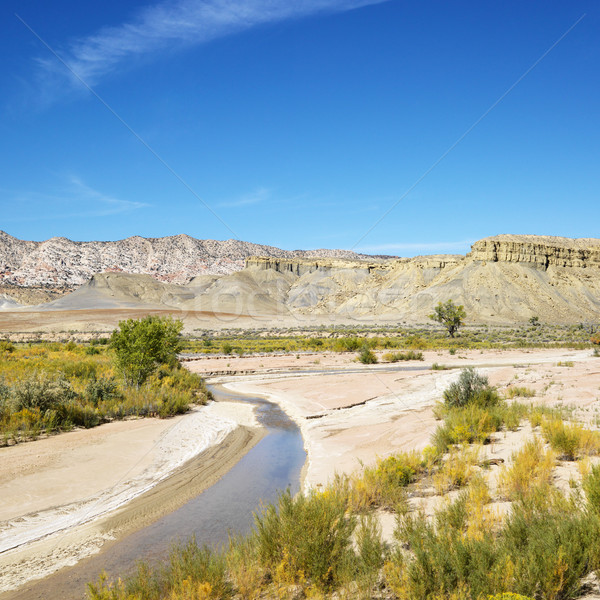 Stock photo: Utah landscape.