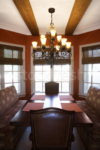Elegant dining room. Stock photo © iofoto