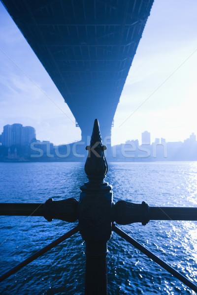 Under Sydney Harbour Bridge. Stock photo © iofoto