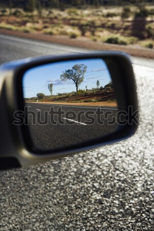 Road travel Australia Stock photo © iofoto