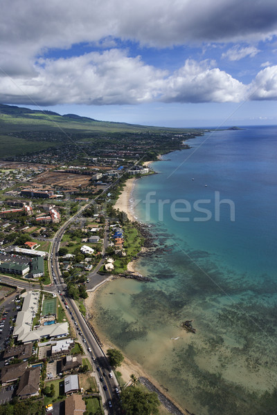 Maui coast. Stock photo © iofoto