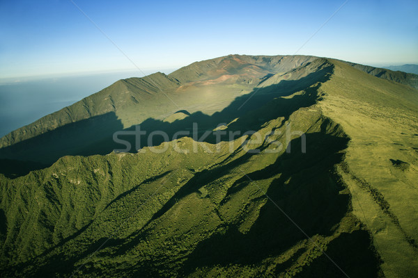 Green Maui mountain. Stock photo © iofoto