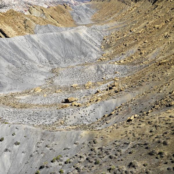 Desert of Cottonwood Canyon. Stock photo © iofoto