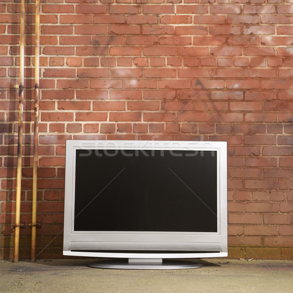 Modern television. Stock photo © iofoto