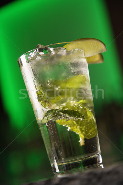 Mixed drink cocktail. Stock photo © iofoto