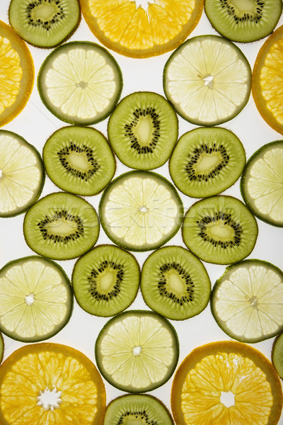 Fruit slices. Stock photo © iofoto