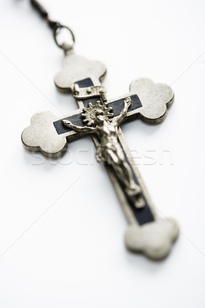 Christian crucifix. Stock photo © iofoto