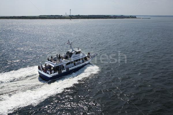 Ferry boat transport. Stock photo © iofoto
