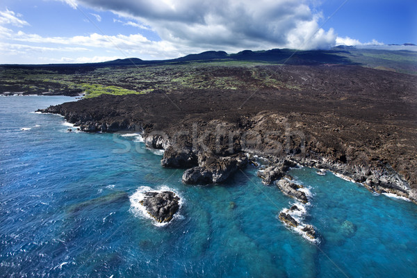 Hawaiian coast. Stock photo © iofoto