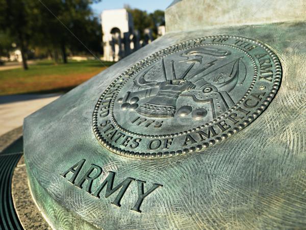 World War II Memorial. Stock photo © iofoto
