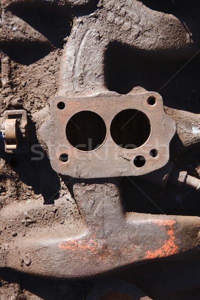 Car part. Stock photo © iofoto