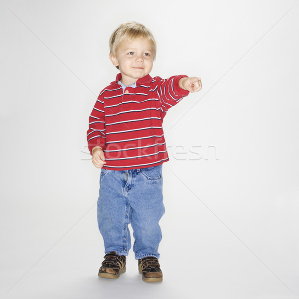 Portrait of boy. Stock photo © iofoto