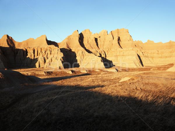 Dél-Dakota tájkép park természet utazás vakáció Stock fotó © iofoto