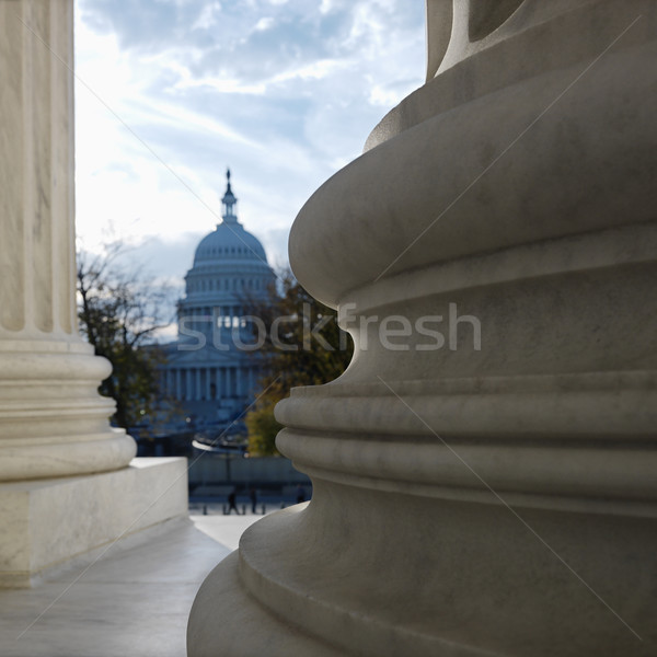 Capitol building. Stock photo © iofoto